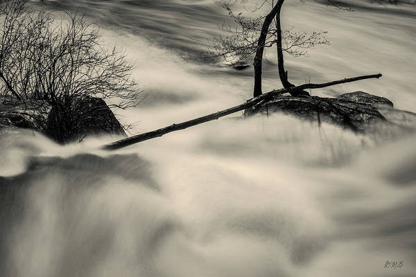 Photograph - Blackstone River Xxxi Toned by David Gordon