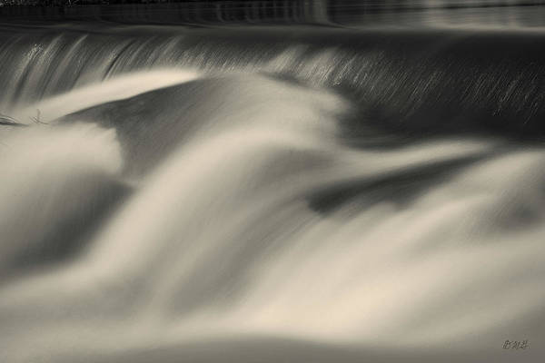 Photograph - Blackstone River Xxxii Toned by David Gordon