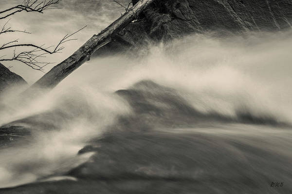 Photograph - Blackstone River Xxxiv Toned by David Gordon