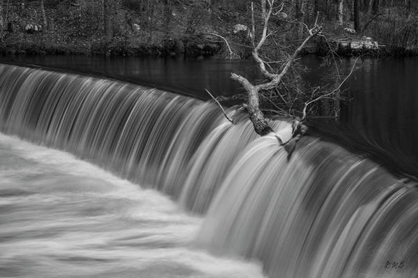 Photograph - Blackstone River Xxxv Bw by David Gordon