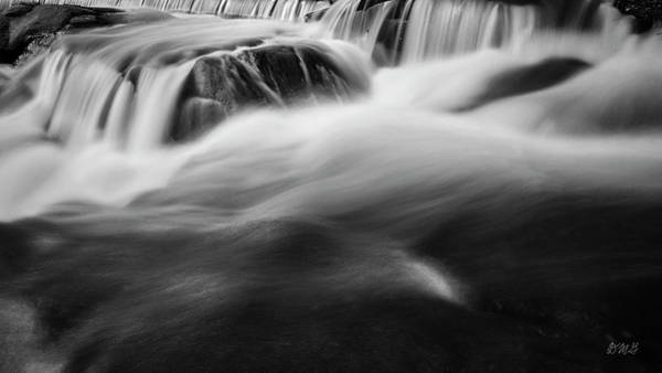 Photograph - Blackstone River Xxxviii Bw by David Gordon