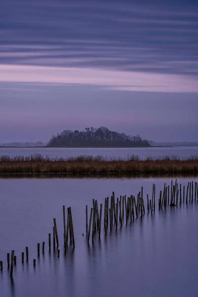 Wall Art - Photograph - Blackwater Morning  by Robert Fawcett