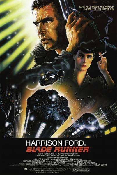 Blade Runner Photograph - Blade Runner -1982-. by Album