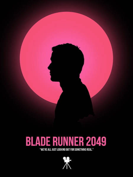 Runner Wall Art - Digital Art - Blade Runner 2049 by Naxart Studio