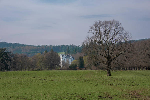 Wall Art - Photograph - Blair Castle In The Scottish Highlands by Bill Cannon