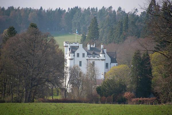 Wall Art - Photograph - Blair Castle - Scotland by Bill Cannon