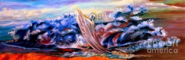 Painting - Blast Of A Trumpet by Georgia's Art Brush