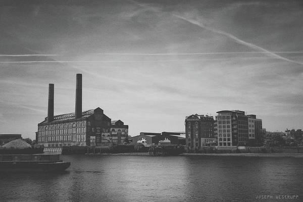 Dreary Photograph - Bleak Industry by Joseph Westrupp