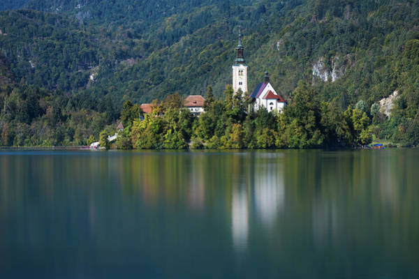 Photograph - Bled Island by Davor Zerjav