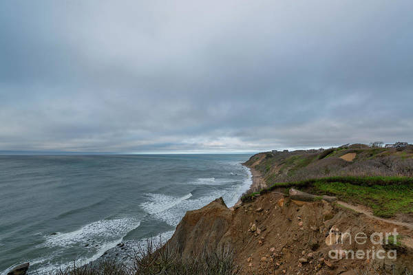 Photograph - Block Island Coastline  by Michael Ver Sprill