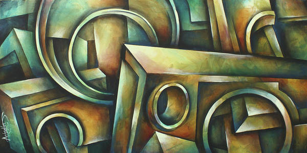 Wall Art - Painting -   Blockade by Michael Lang