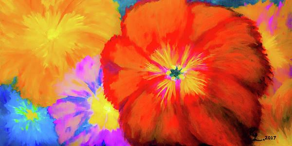 Painting - Bloom 2 by Renee Logan