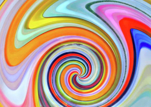 Photograph - Blown Glass Artwork by JAMART Photography