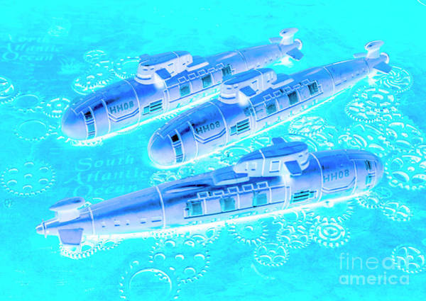 Atlantic Photograph - Blue Battle Plans by Jorgo Photography - Wall Art Gallery