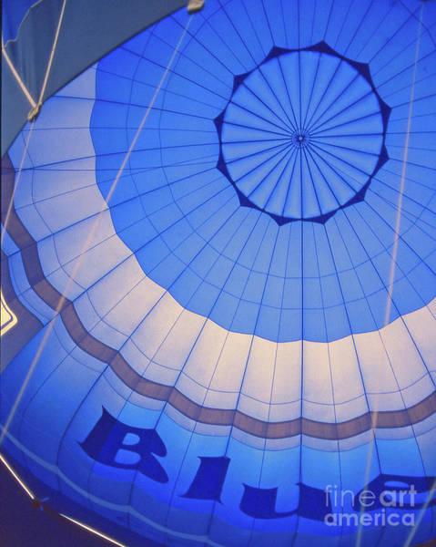 Photograph - Blue by Darrel Giesbrecht