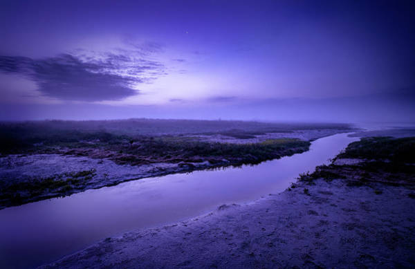 Photograph - Blue Dawn by David Heilman