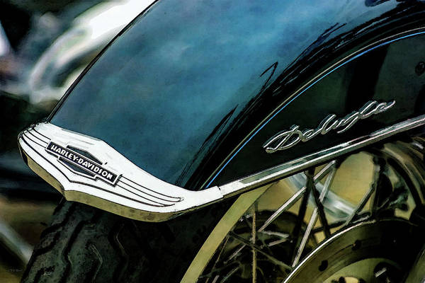 Photograph - Blue Deluxe 5494 Dp_2 by Steven Ward
