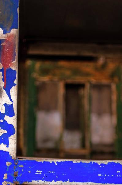 Photograph - Blue Door by Dan Urban