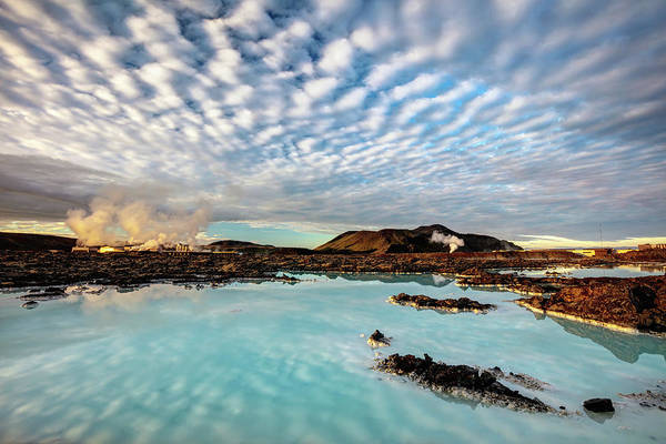 Photograph - Blue Lagoon, Iceland by Pierre Leclerc Photography