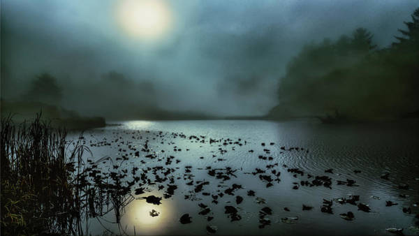 Photograph - Blue Lagoon by Jon Exley