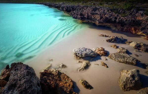 Turks And Caicos Islands Wall Art - Photograph - Blue Lagoon by Matt Anderson Photography