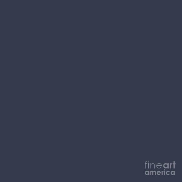 Digital Art - Blue Mood Indigo by Sharon Mau