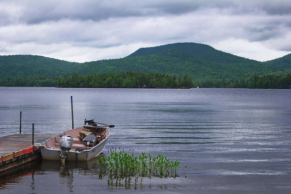 Photograph - Blue Mountain Lake by Christopher Meade