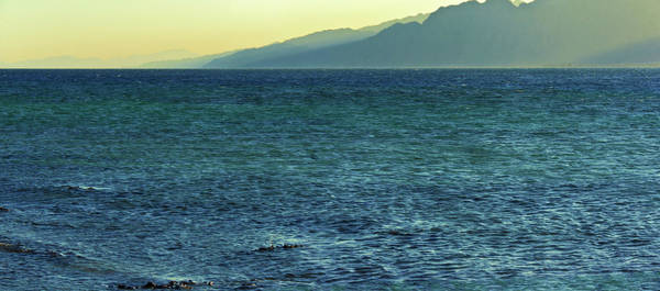 Photograph - Blue Mountains And Sea by Sun Travels