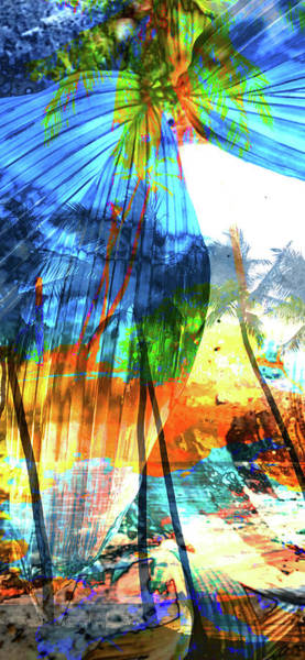 Wall Art - Photograph - Blue Palms by Stacy Vosberg