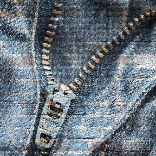 Guess Mixed Media - Sexy Blue Jeans by Dezigners Agency