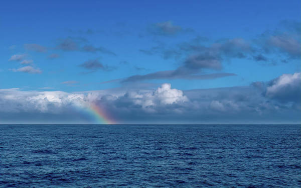 Photograph - Blue Rainbow Horizon by Gaylon Yancy