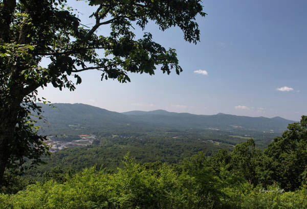 Wall Art - Photograph - Blue Ridge Mountain Views Iv by Suzanne Gaff