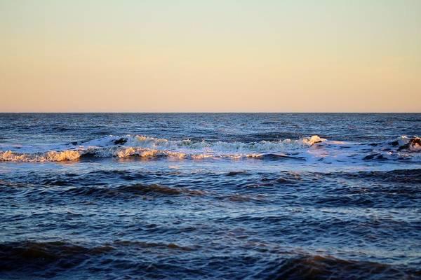 Photograph - Blue Sea by Cynthia Guinn