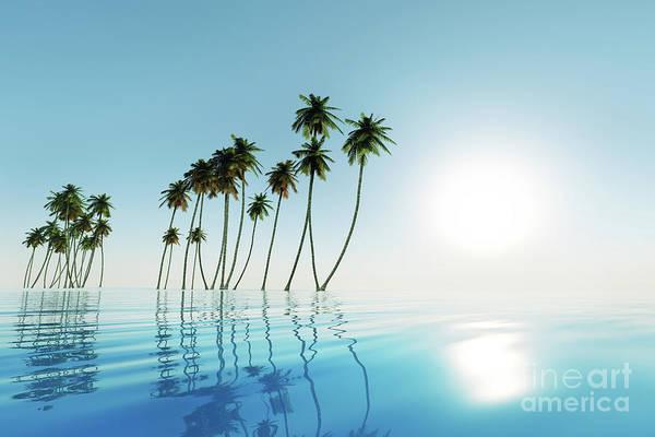 Wall Art - Photograph - Blue Tropic Sea  by Aleksey Tugolukov