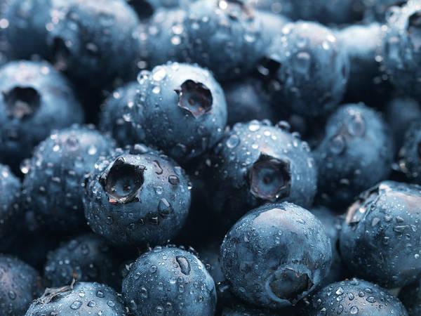 Wall Art - Photograph - Blueberries Xxl by Joecicak