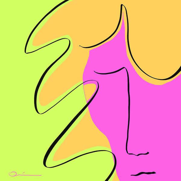 Digital Art - Blush by Jeff Quiros