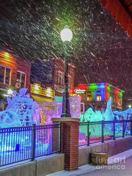 Photograph - Blustery Evening In Cripple Creek by Tony Baca