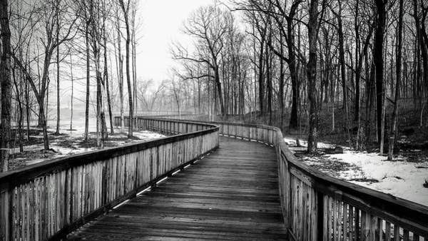 Photograph - Boardwalk  by Ricky L Jones