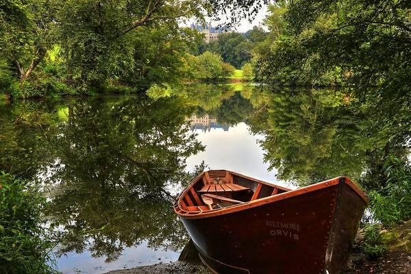 Photograph - Boat by Carol Montoya