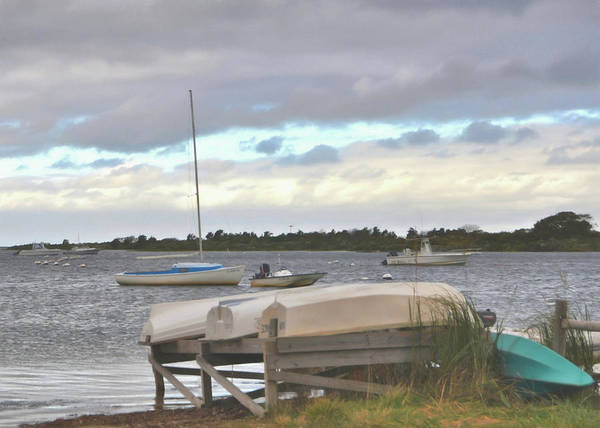 Photograph - Boat Parking by JAMART Photography