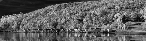 Photograph - Boat Shed Heaven by Sean Davey