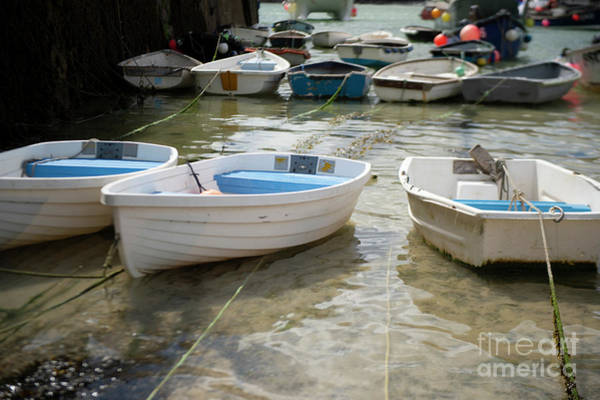 Photograph - Boats 2019 by Jenny Potter