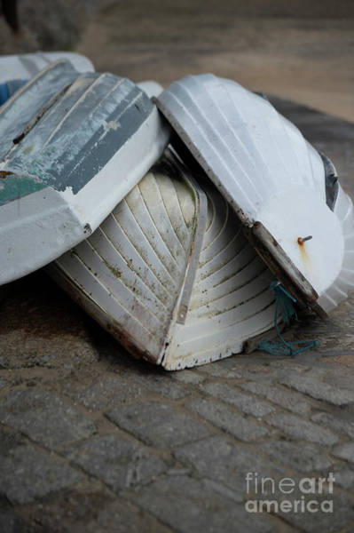 Photograph - Boats St Ives by Jenny Potter