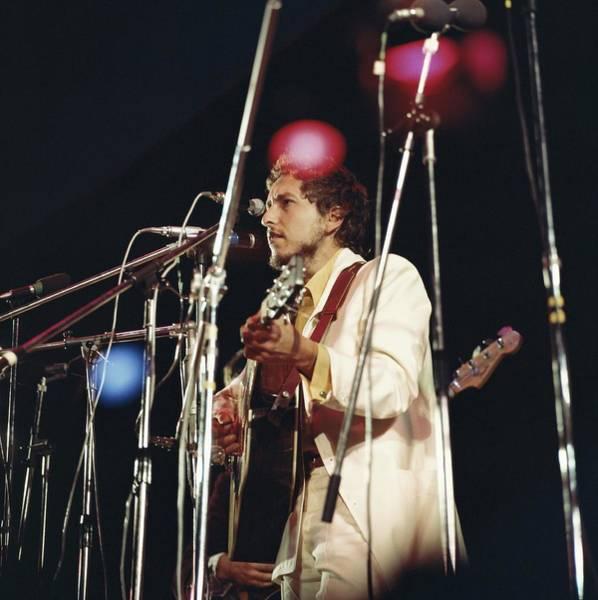 Photograph - Bob Dylan by David Redfern