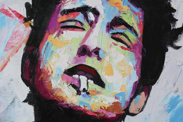 Folk Singer Photograph - Bob Dylan IIi by Richard Day
