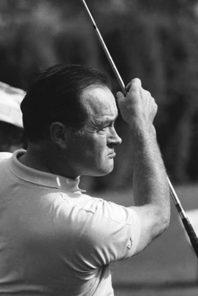 Human Interest Photograph - Bob Hope by Allan Grant