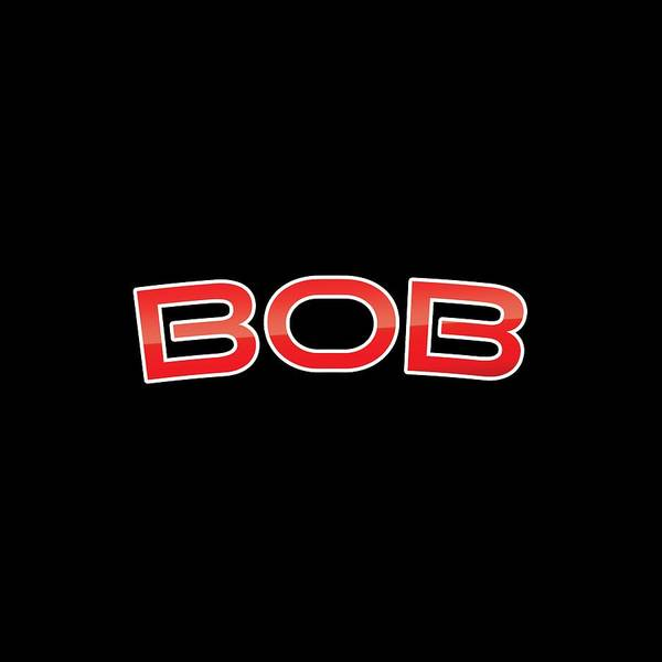 Yourself Digital Art - Bob by TintoDesigns