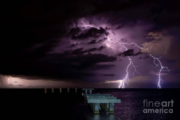 Boca Grande Photograph - Boca Nights by Quinn Sedam