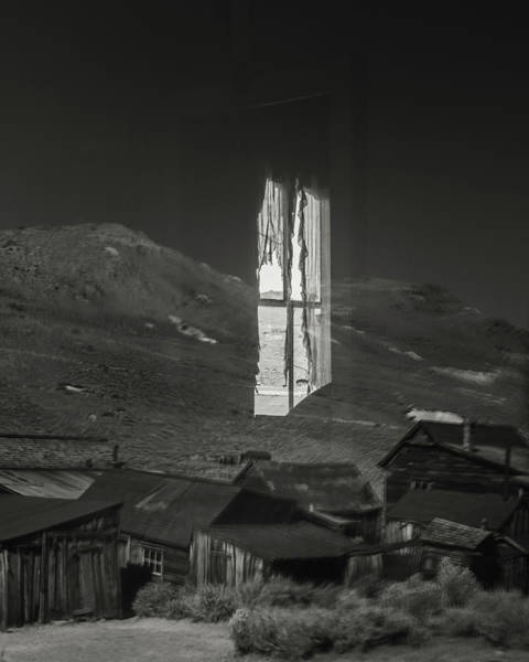 Bodie Ghost Town Wall Art - Photograph - Bodie Reflections by Joseph Smith