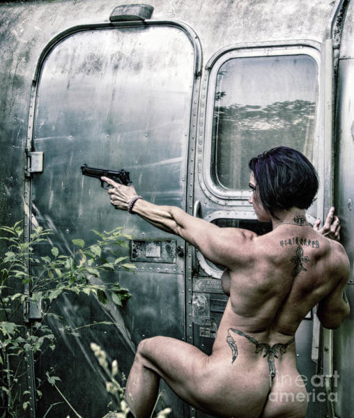 Wall Art - Photograph - Body By Gun  by ManDig Studios